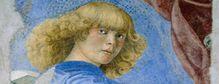 mostra melozzo da Forlì - L'umana bellezza tra Piero della Francesca e Raffaello