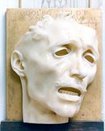 Adolfo Wildt - Maschera del dolore o Autoritratto