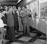 Innaugurazione Venezia 1950