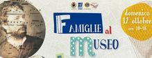 logo famiglie al museo