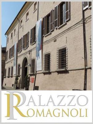 Foto Palazzo Romagnoli con logo