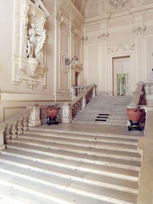 Scalone Palazzo del Merenda