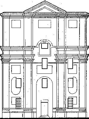 Profilo ex Chiesa Santa Caterina