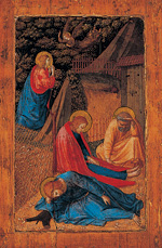 Preghiera nell'orto - Beato Angelico