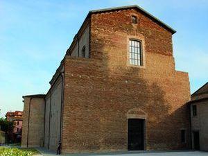Chiesa di San Giacomo fronte