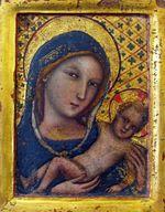 Madonna della pace - Vitale da Bologna