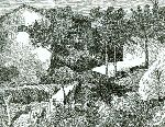 Giorgio Morandi - Paesaggio del poggio (Grizzana)