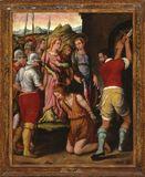 La decollazione di San Giovanni Battista