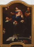 Madonna col Bambino e i Santi Rocco, Antonio da Padova e Domenico
