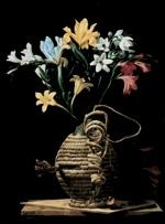 """""""Fiasca con fiori"""" - attribuito a Tommaso Salini"""